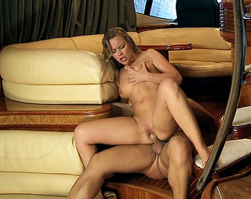 Private HD porn video: Colette Enjoys a Lot of Sex While Spending Time on Her Mans Yacht