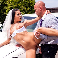 Private video: Victoria Blaze In Here Cums The Bride